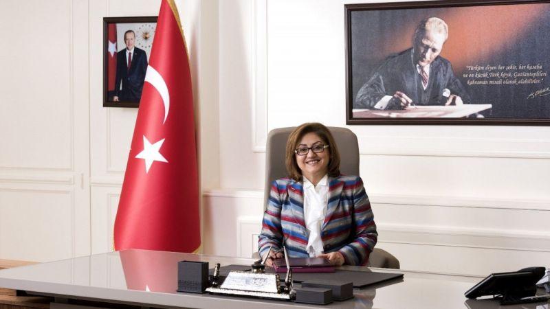 Başkan Fatma Şahin'den gaziler günü mesajı