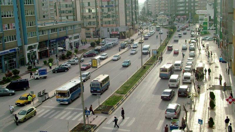 Gaziantep trafiği yüzde 140 arttı…