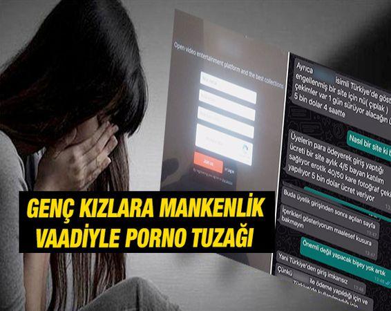 Son Dakika:Gaziantep ve Türkiye'de Genç kızlara mankenlik vaadiyle porno tuzağı...Yorumları Bekliyoruz