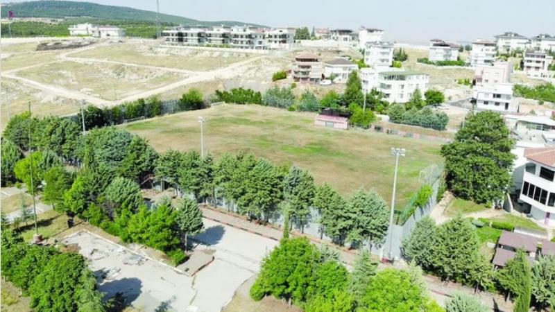 Ve.. beklenen oldu! Gaziantepspor tesisleri imara açıldı