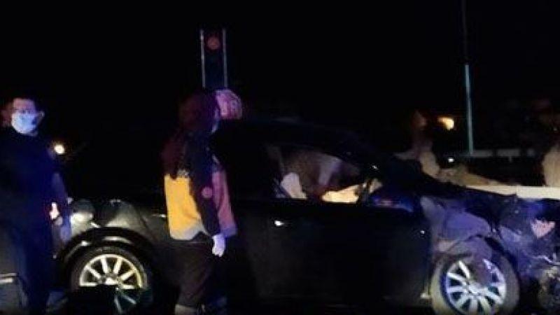 İslahiye'de korkunç kaza