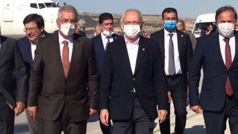 CHP Gaziantep ilçe yönetimleri 320 gündür boş