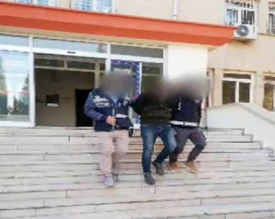 Gaziantep'te motosiklet hırsızlığı şüphelisi tutuklandı