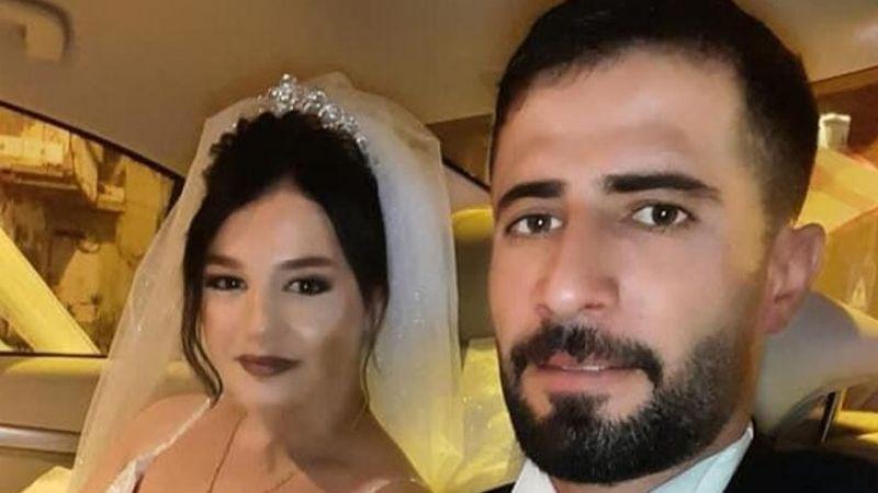 Üzücü Ama Gerçek!Henüz 5 günlük evlilerdi! Yeni evli çiftin kavgası kanlı bitti