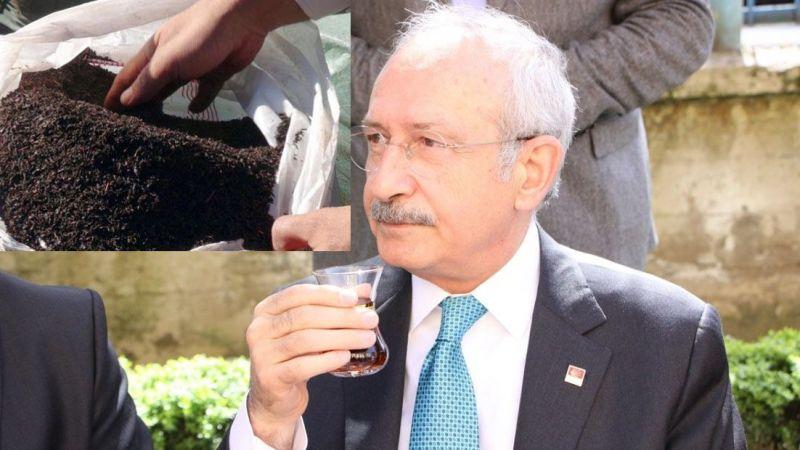 Gaziantep'teki kaçak çaycılardan Kılıçdaroğlu'na büyük tepki,  Kaçak değil, ithal çaycıyız
