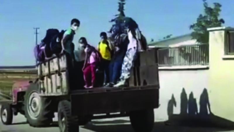 Vali Gül Açıkladı: Gaziantep'in Oğuzeli İlçesinde Öğrencilerin Servis sorunu Çözülüyor