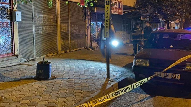 Komşu il Kahramanmaraş'ta iş yerinden çıkarken silahlı saldırı