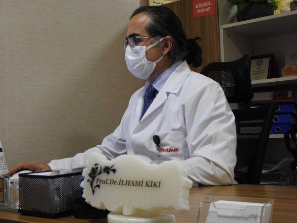 Gaziantep'te Aşıyı Geciktiren Profesör Ölümden Döndü!