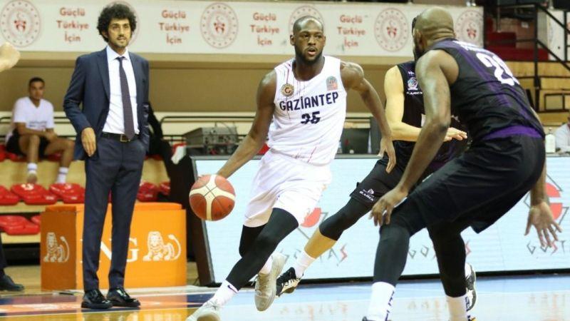 Gaziantep Basketbol mağlup başladı