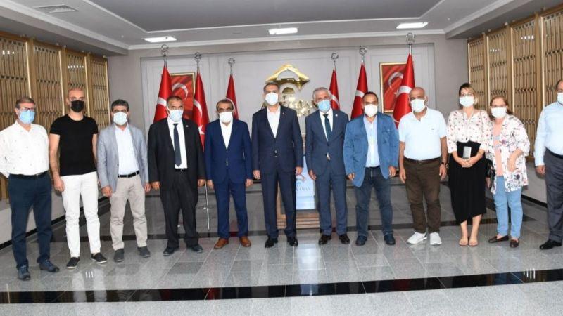 Güneydoğu Gazetecileri Adıyaman'da toplandı