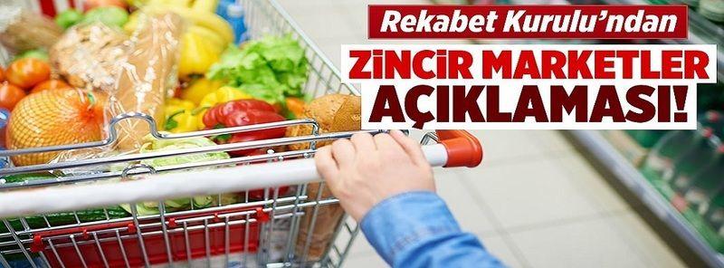 Son Dakika: Gaziantep Dahil zincir marketler 27 Ekim'de sözlü savunma yapacak