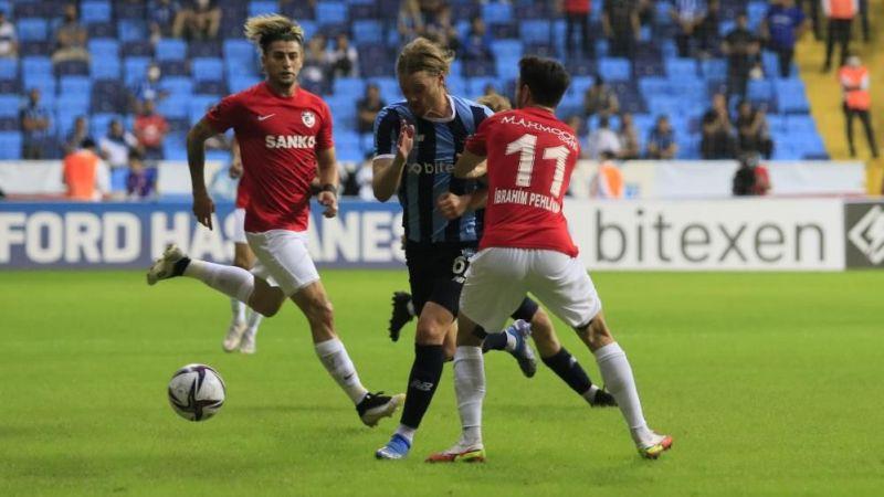 Gaziantep FK'da kötü futbolun faturası ağır oldu