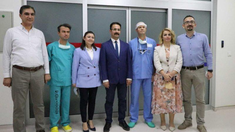 Pediatrik Cerrahi Bölümü Gaziantep'te hizmete başladı