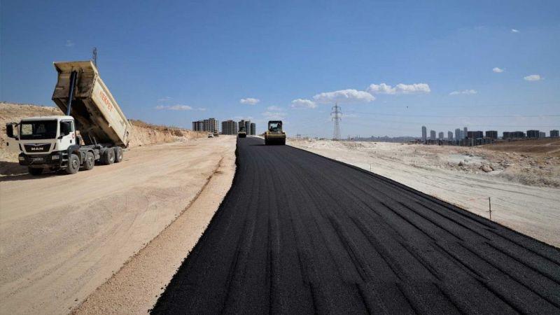 Şehitkamil'de asfalt çalışmaları sürüyor