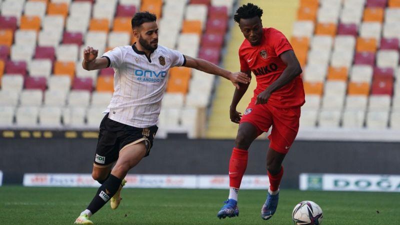 Gaziantep FK'nın Hatay provası galibiyetle sonuçlandı