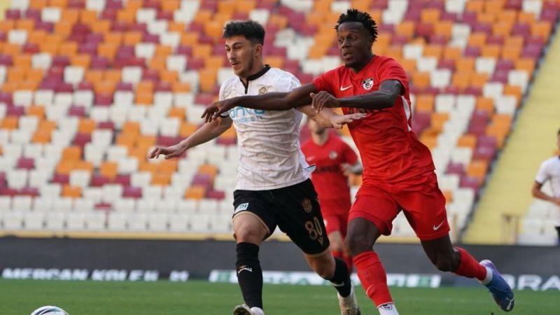 Gaziantep FK toparlanıyor
