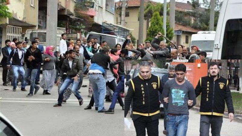 Gaziantep'te hangi mahallelerde Suriyeli çeteler var?