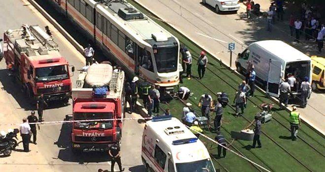 Gaziantep'te tramvay kazaları neden oluyor?  En çok kaza hangi kavşakta?