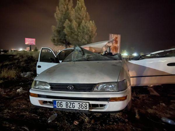 Son Dakika: Şanlıurfa Suruç'ta feci kaza: 2 ölü, 7 yaralı