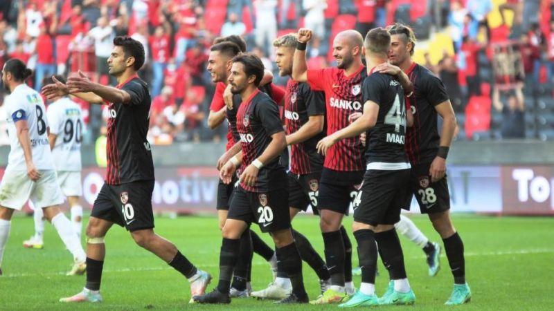 Gaziantep FK Ligin en değerli 8. takımı