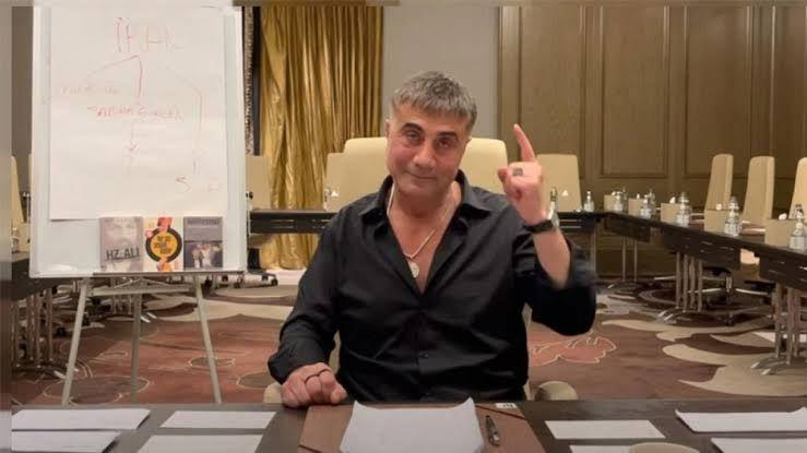 Sedat Peker'den 'ölüm listesi' iddiası: Bekliyorum…