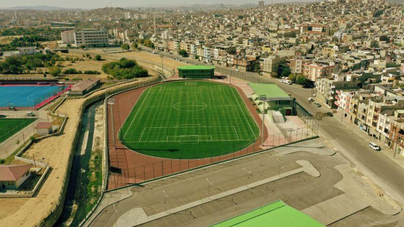 Mehmet Hayri Özkeçeci Spor Kompleksi'nde sona doğru