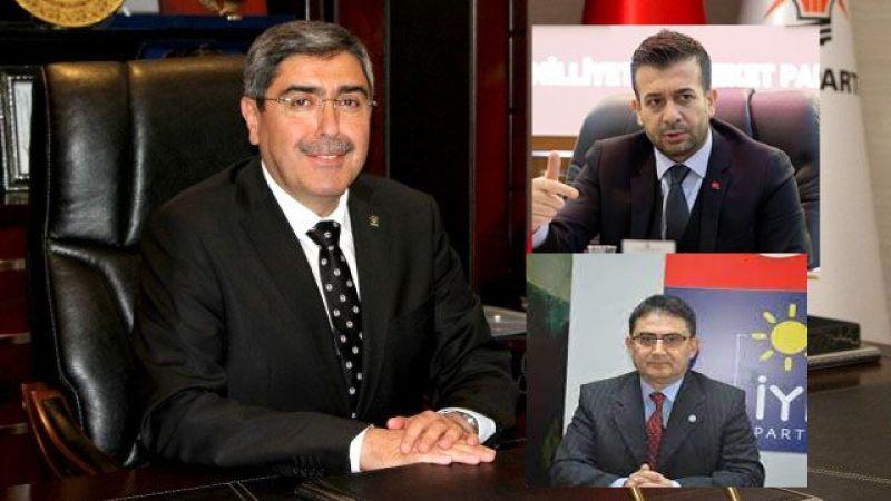 Ak Parti Gaziantep hariç, CHP-MHP-İyi Parti çorap değişir gibi il başkanı değiştirdi