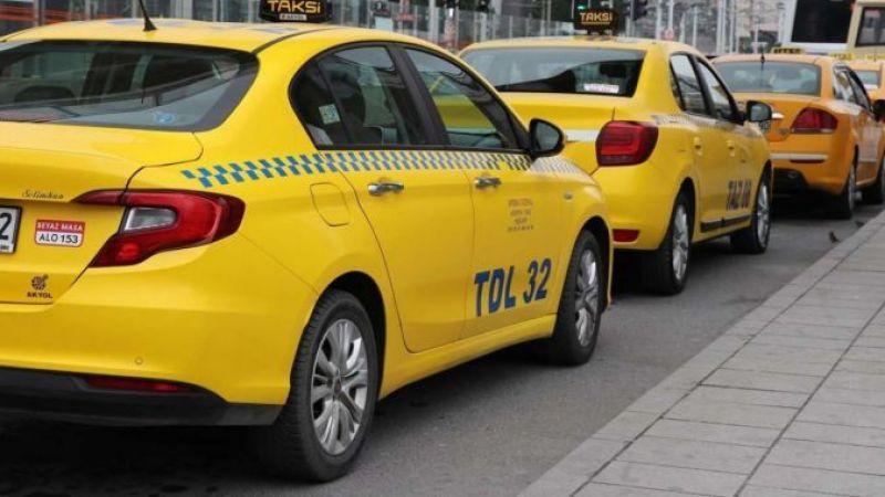 Gaziantep Valiliği Taksicilere Duyurdu! Kısa mesafe almayan, yolu uzatan taksicilere idari işlem uygulanacak