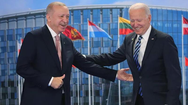 Biden; Cumhurbaşkanı Erdoğan ile görüşmesinde yeni açıklamalarda bulundu