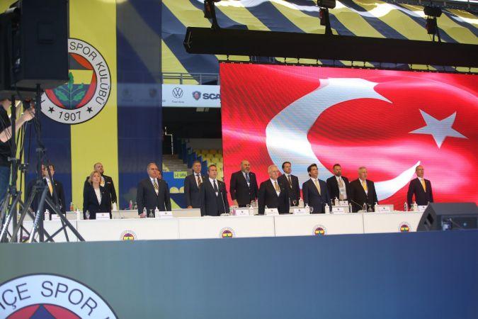 Fenerbahçe'de Olağan Seçimli Genel Kurul başladı