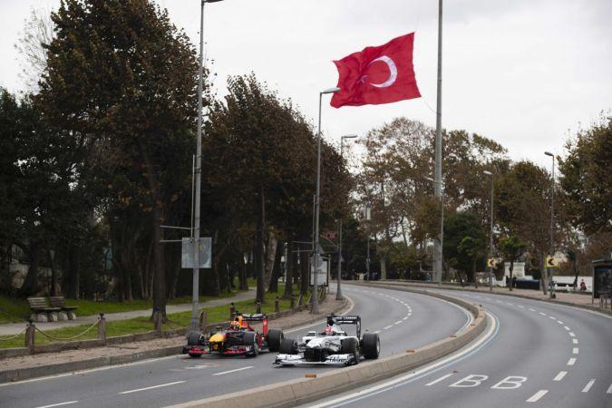 F1'de Türkiye Grand Prix'si yeniden takvimde
