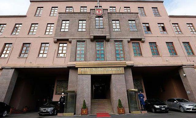 MSB: Türk ve ABD heyetleri görüştü