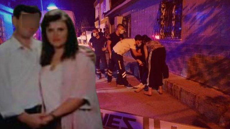 Manisa'da koca dehşeti! Eşine kurşun yağdırdı!