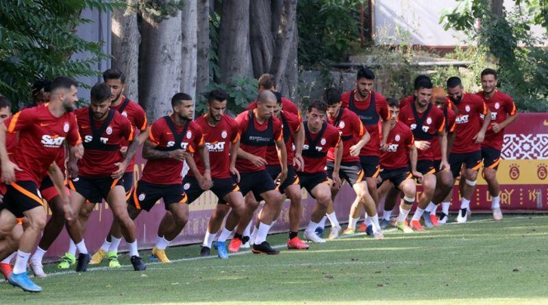 Galatasaray ilk hazırlık maçına çıkıyor