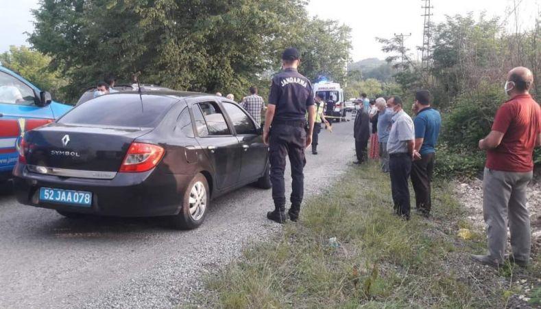 Minibüsün çarptığı küçük Yasin, öldü