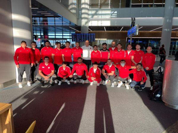 Olimpik Judo Milli Takımı Hırvatistan'a gitti