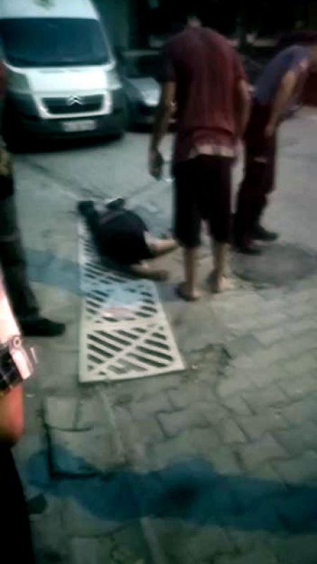 Esenyurt'ta sokaktaki kadına taciz iddiası