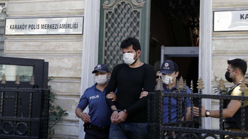 Oyuncu Ayşegül Çınar ile Furkan Çalıkoğlu adliyeye sevk edildi