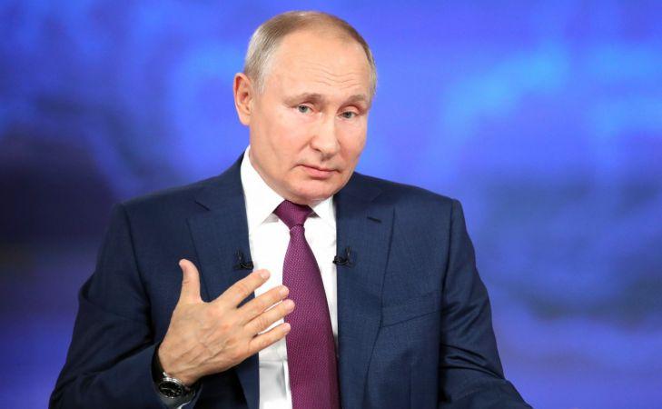 Putin'den İngiliz savaş gemisi açıklaması: Provokasyon