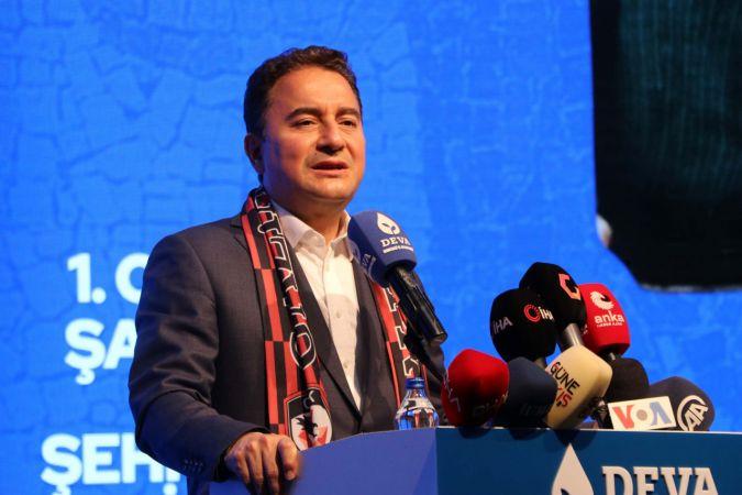 """Ali Babacan: """"Cumhurbaşkanlığı için doğal adayım"""""""