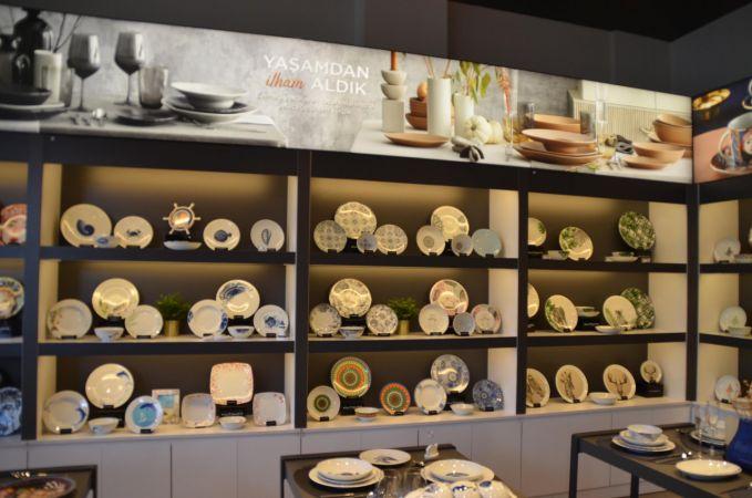 Kütahya Porselen, Bodrum'da mağaza açtı