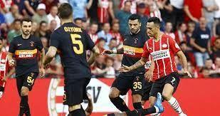PSV: 5 - Galatasaray: 1 Maç sonucu