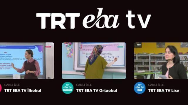 1 Ağustos 2021 Pazar Eba Tv Lise Yayın Akışı
