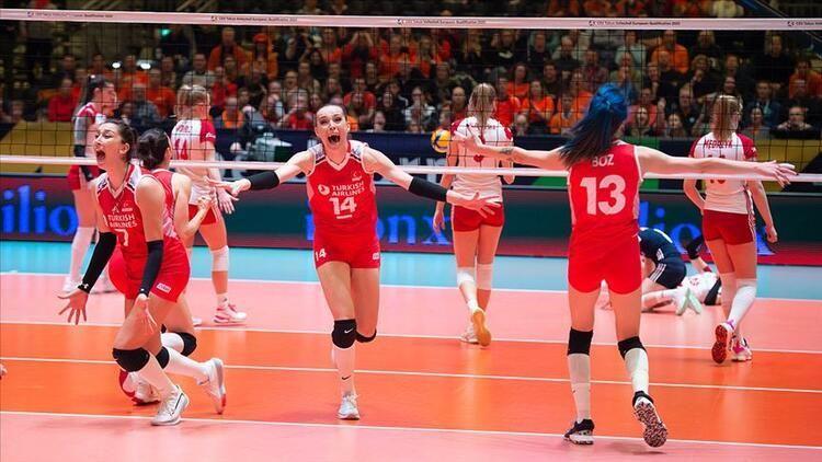 Türkiye - Güney Kore voleybol maçı ne zaman? Saat Kaçta?
