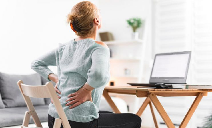 Bel ve boyun ağrısı şikayetleri artı