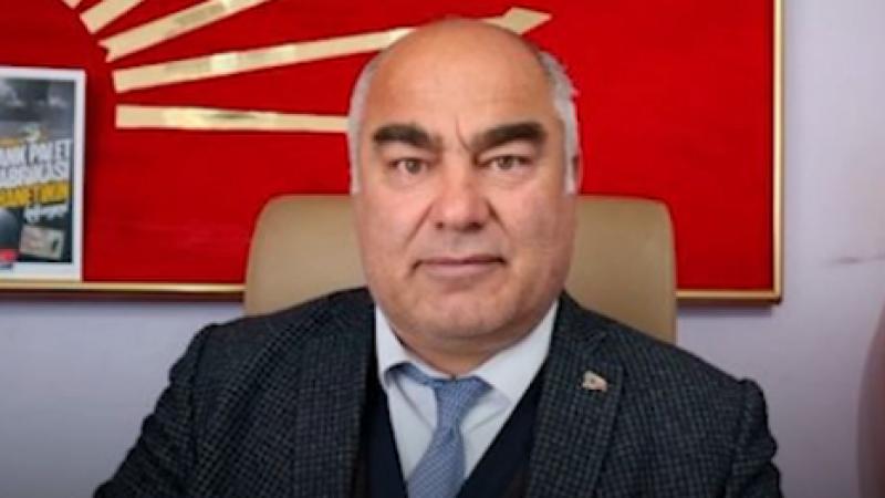 CHP'li il başkanı, tacize'basit' dedi!