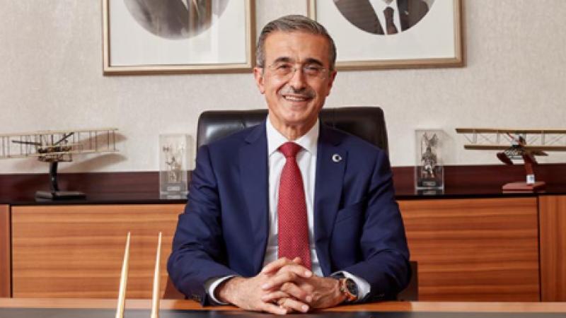 """Törende konuşan İsmail Demir, """"Üretim hedefleyen şirketlerimize kaynak oluşturmayı hedefliyoruz"""" dedi"""