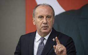 Memleket Partisi lideri Muharrem İnce'ye 5 ay hapis cezası!