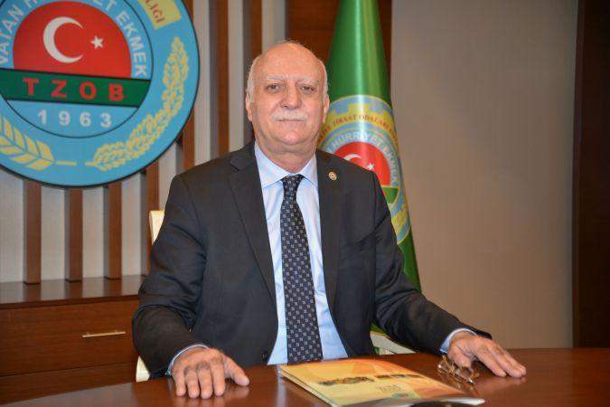 TZOB Genel Başkanı Bayraktar: Kuru üzüm üreticisi açıklanan fiyatın revize edilmesini bekliyor