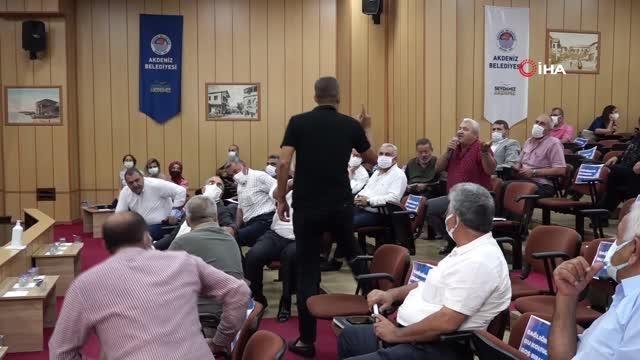 Belediye Meclisi birbirine girdi! 'Heval' gerginliği yaşandı